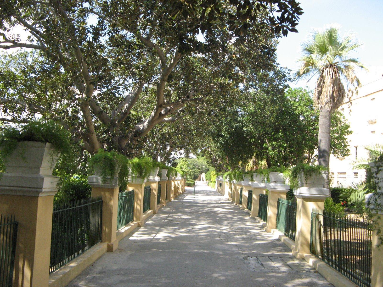 floriana argotti gardens