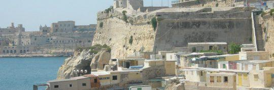 Le Tre Città: Malta fortificata