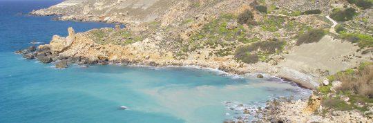 Fomm Ir Rih, la più bella spiaggia vergine di Malta