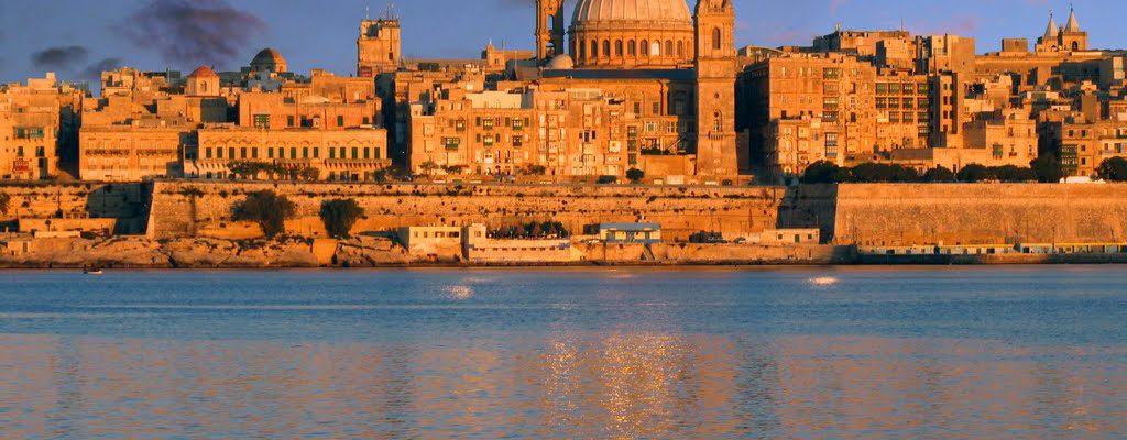 capitale malta la valletta