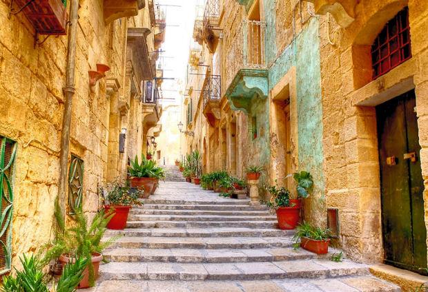 Visitare Malta La Valletta