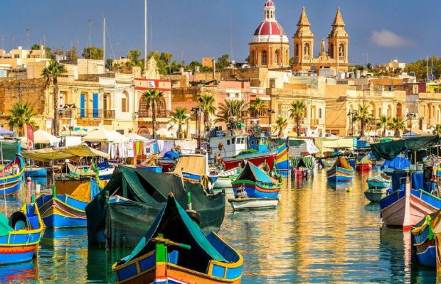 paesi e città di Malta