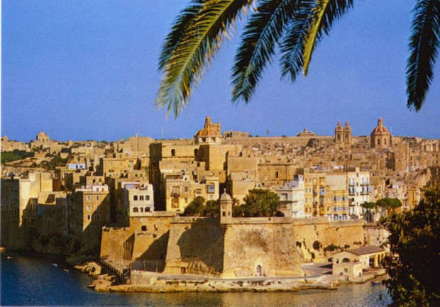 malta città fortificate