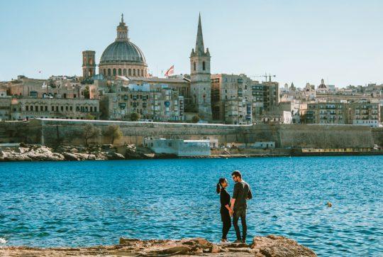 Italiani a Malta