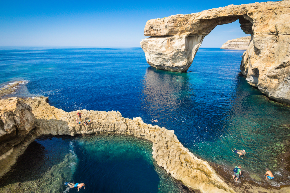 gozo malta vacanze